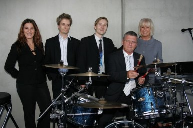 So Good mit Fachgruppen Obfrau Mag. Michaela Nimmervoll und Fachgruppenbüro Geschäftsführer Gernot Fellinger MBA