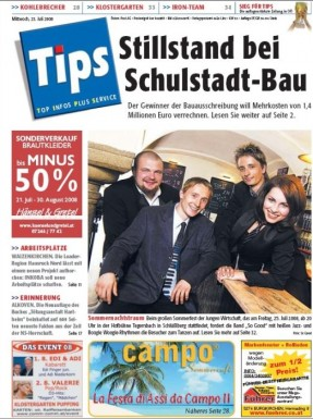 Tips Titelblatt