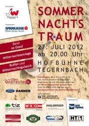 JW Grieskirchen Sommernachtstraum 2012