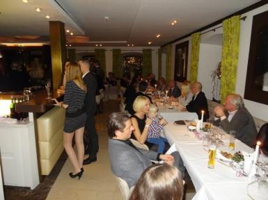 Silvestergala im Iris Porsche Hotel Mondsee