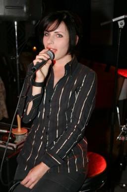 Unsere Sängerin Barbara Schwantner