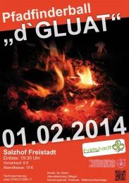 Pfadfinderball Freistadt 2014