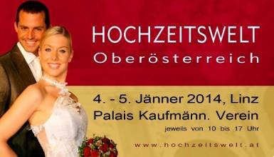 Die Hochzeitswelt Linz 2014