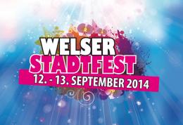 Welser Stadtfest 2014