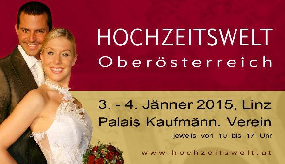 Die Hochzeitswelt Linz 2015